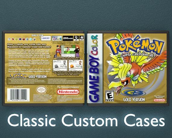 Pokemon Pokedex Gameboy PC Skin Cover