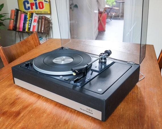 Telefunken Hifi W240 turntable - a rarity from 1978
