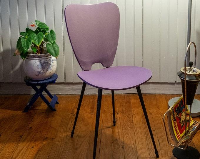1950s chair, Hitier spirit