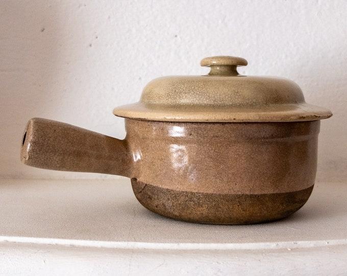 Caquelon in Digoinite pottery from the 1930s