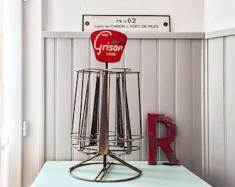 "Vintage display ""Luxury Grison Paste"""