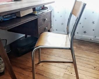Mullca chair sled feet