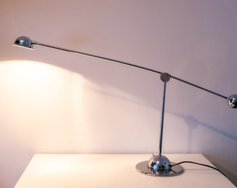 Design desk lamp from the 70s/80s