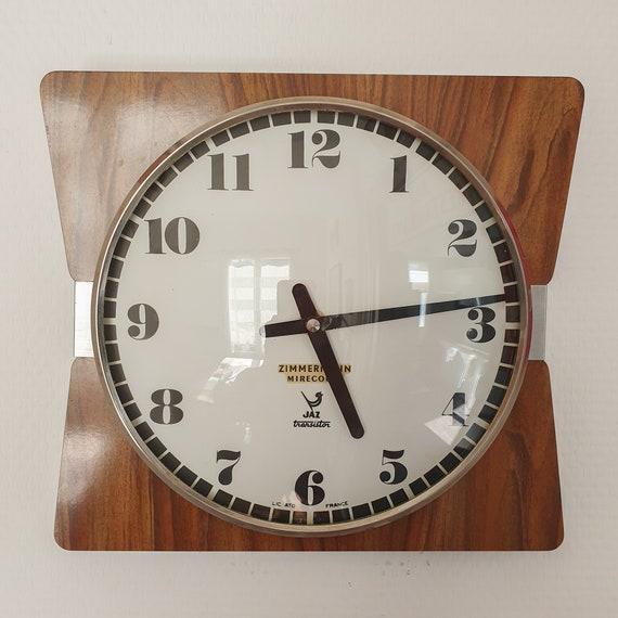 Jaz Taillic Clock - 1974