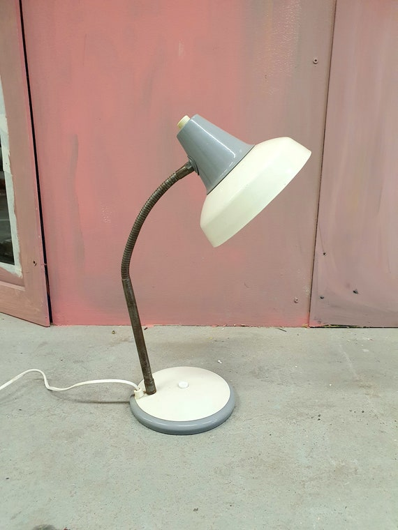 Industrial office lamp 60s
