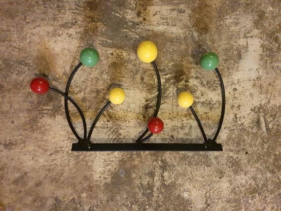 Coat rack balls