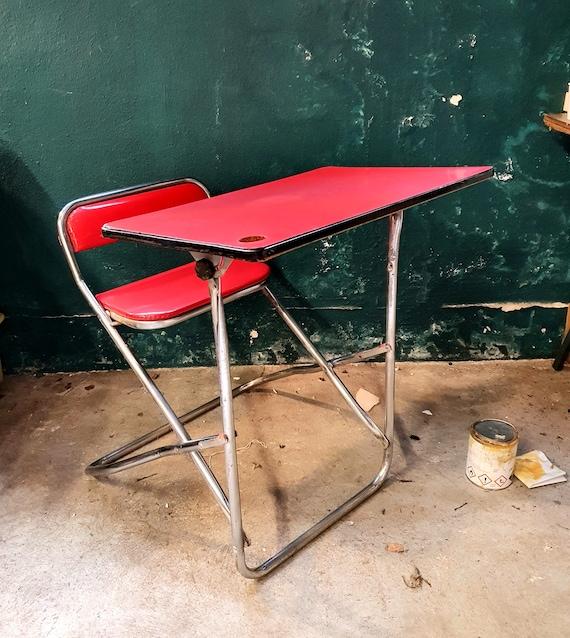 Children's folding desk