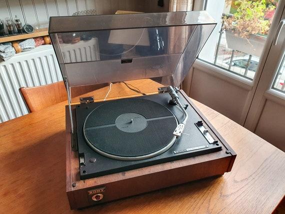 Rare platinum vinyl Sony PS1010 - early 70