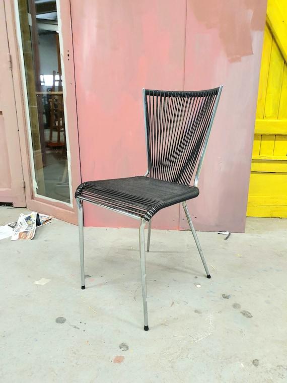Scoubidou chair