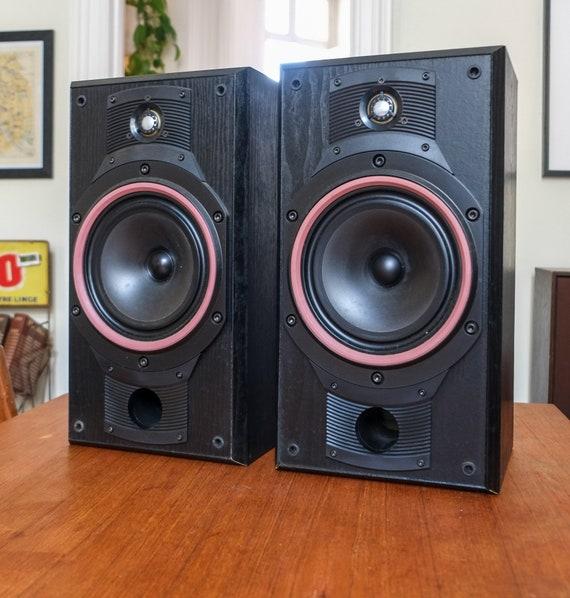 B&W DM310 library speakers - 1992
