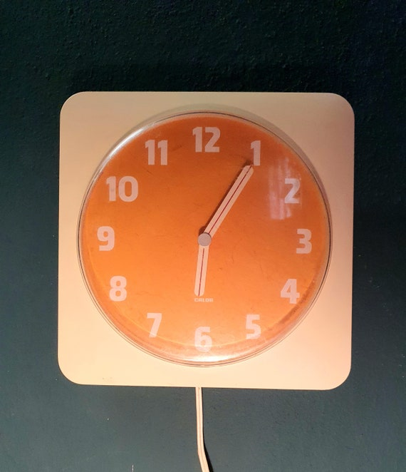 Calor electric clock