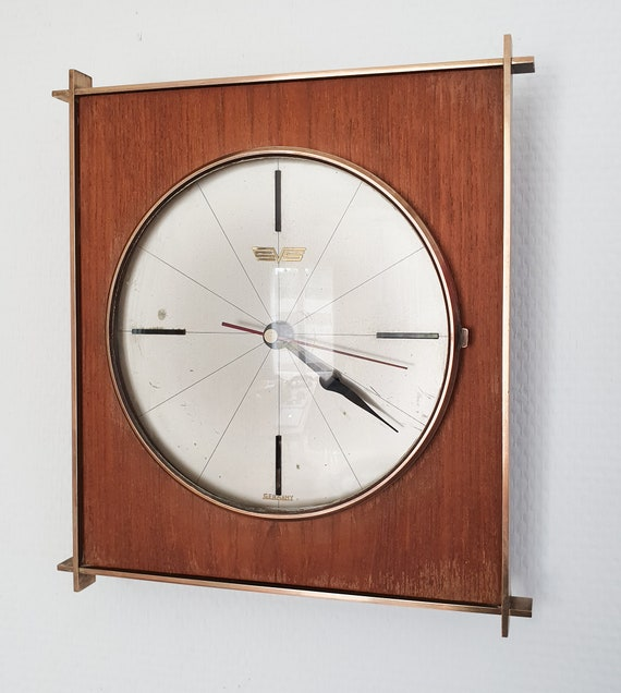 German SVS Clock, 1950s