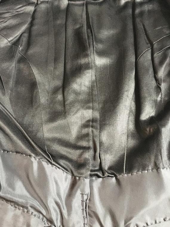 Black Vintage Tailcoat, 1930s Tailcoat, Steampunk… - image 3