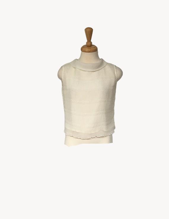 Vintage Clothing, Secretary Blouse, 50s Blouse