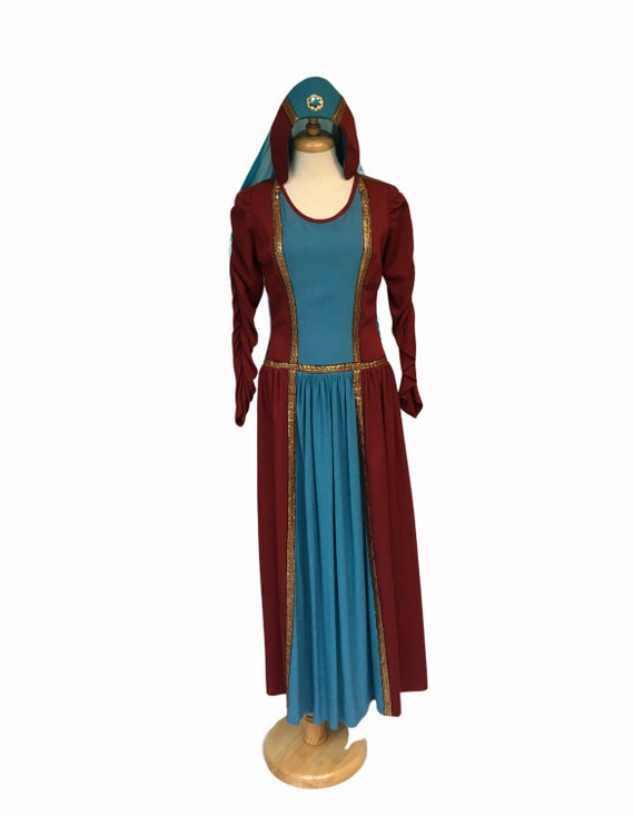 LARP Dress, Viking Dress, Medieval  Dress, Fantasy