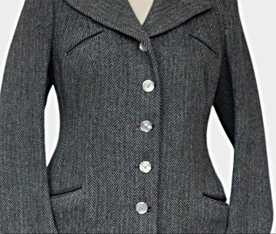 1940s Ladies Suit, Ladies Vintage Jacket and Skirt - image 3