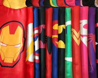 Superhero capes bulk | Etsy