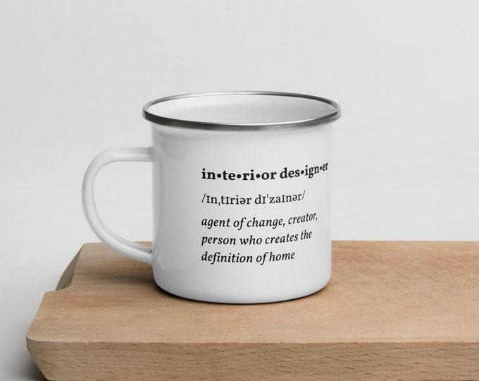 "Interior Designer Mug   Interior Design Gift – ""Dictionary Definition""   DESIGNER Mama Mug   Gift for Mom   Boss Babe Gift"