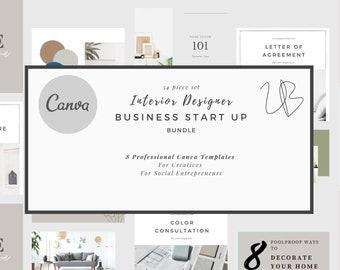 Interior Design Business Start Up Pack