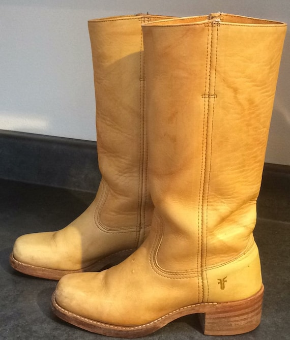 Vintage Womens Frye Boots size 7.5   Etsy