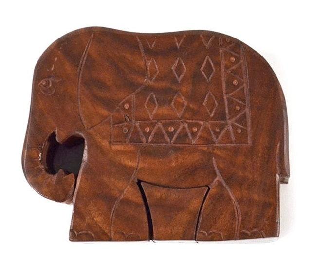 Elephant Puzzle Box - Matr Boomie