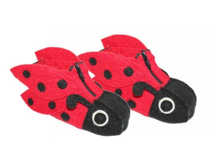Ladybug Kid Zooties Age 4-5 - Silk Road Bazaar