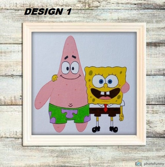 Spongebob Squarepants Kids Bed Room Design Modernholic