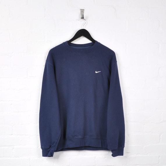 Nike Sweater Navy Medium