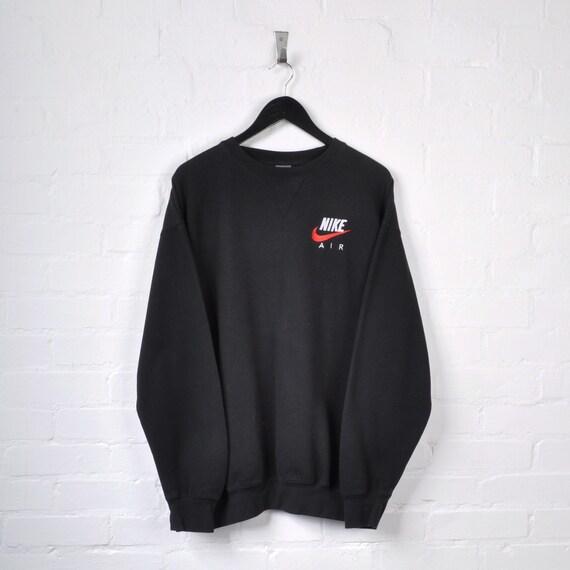 Nike Air Sweater Black XXL