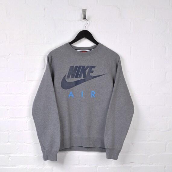 Nike Sweater Grey Small