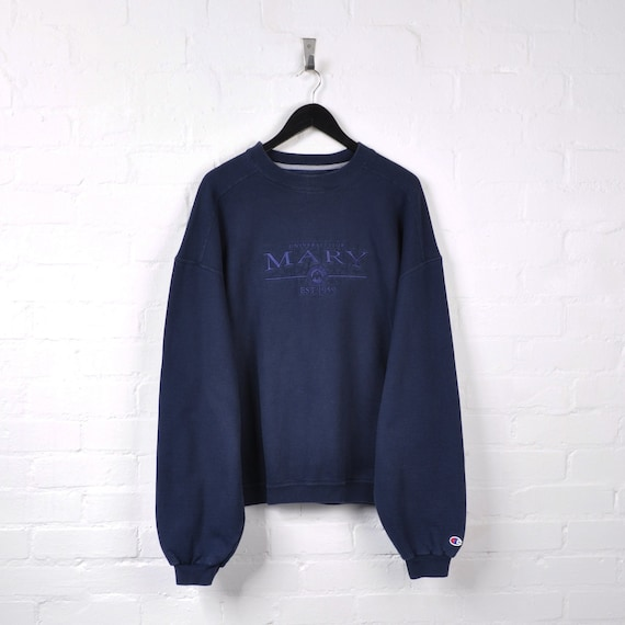 Champion Varsity Sweater Navy XL