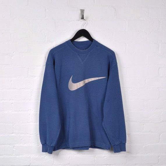 Nike Sweater Blue Small
