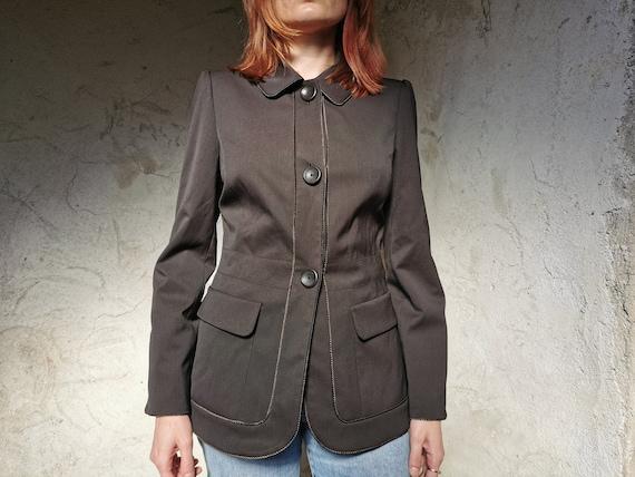 Vintage Louis Vuitton Uniforms Blazer Jacket, Desi