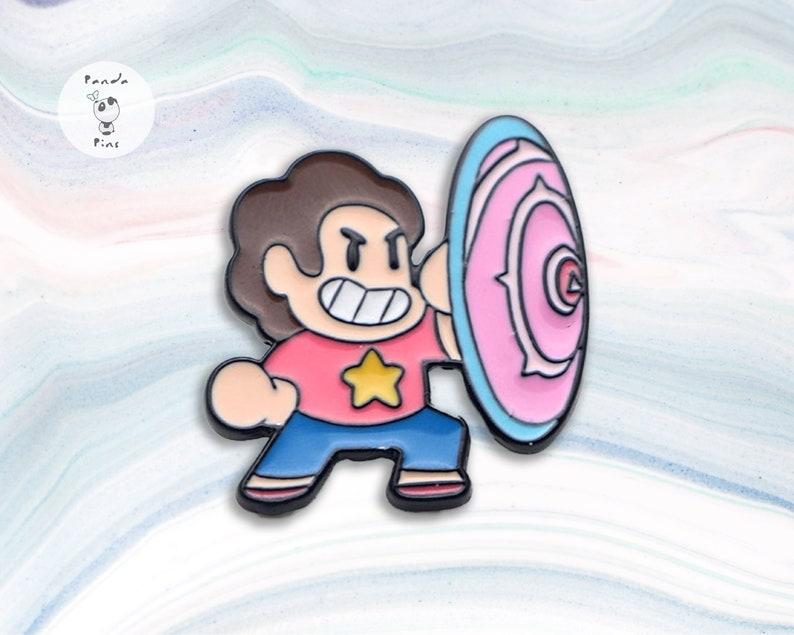 6 Johnny Bravo Nickelodeon 90s anime fantasy stickers kawaii cartoon