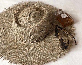 6e141f623 Custom boater hat   Etsy