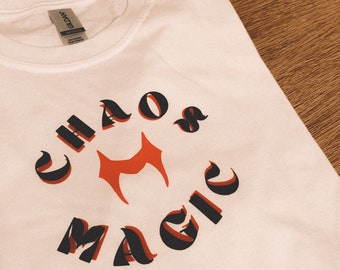 """Scarlet Witch """"chaos magic"""" shirt    Unisex"""