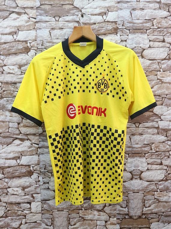 Vintage Football Jersey Sport Wear Football Bundes