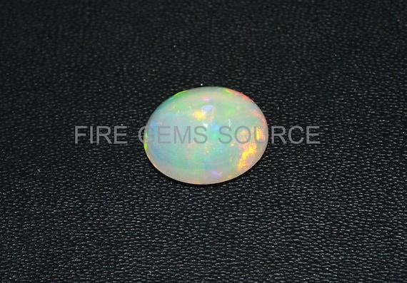 11x15x8 mm Flash Ethiopian Opal Cabochons EO-4FGS84 AAA Quality Natural Ethiopian Opal Cabochons