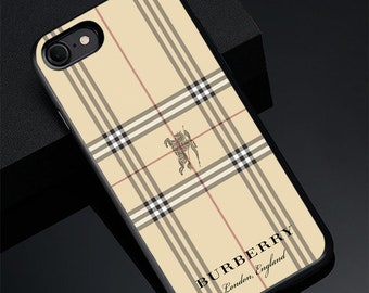 timeless design 72c8d b5126 Burberry iphone case | Etsy