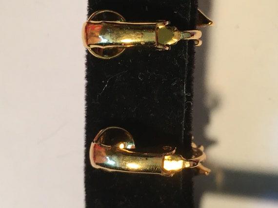 Vintage Marvella Faux Pearl Earrings & Faux Pearl… - image 8