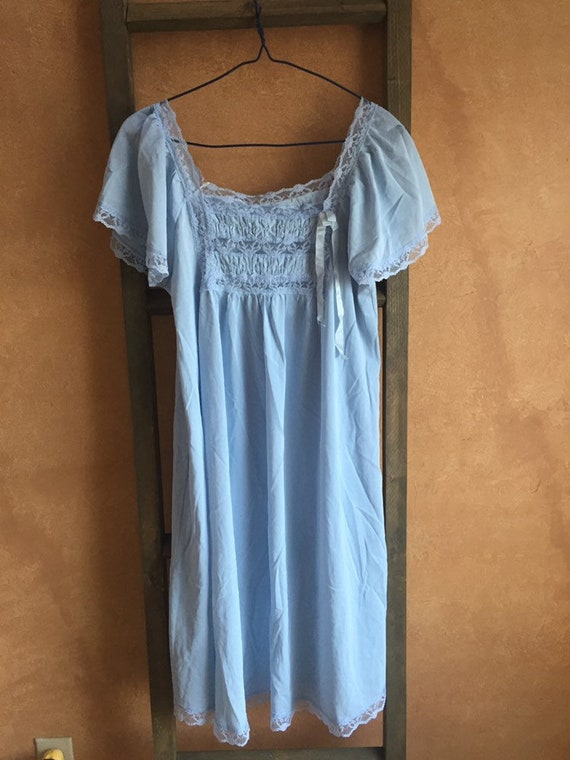 1950's Bernette nightgown