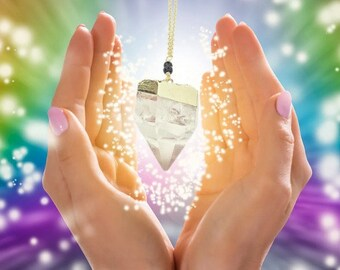 Pendulum Energy Clearing Session with Lisa Saliture