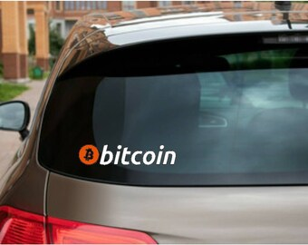 """Crypto Decal 99 Problems M005 8/"""" Sticker Car Window cryptocurrency bitcoin hodl"""
