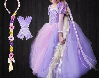 Tangled Costume Etsy