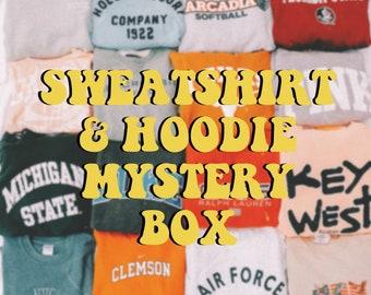 Sweatshirt/Hoodie Mystery Box Thrifted