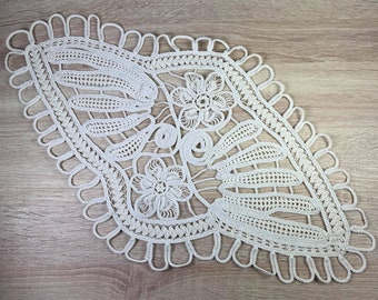 Romanian point lace   Etsy
