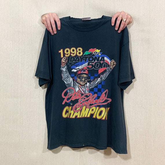 Vintage Nascar Dale Earnhardt 1998 Tee
