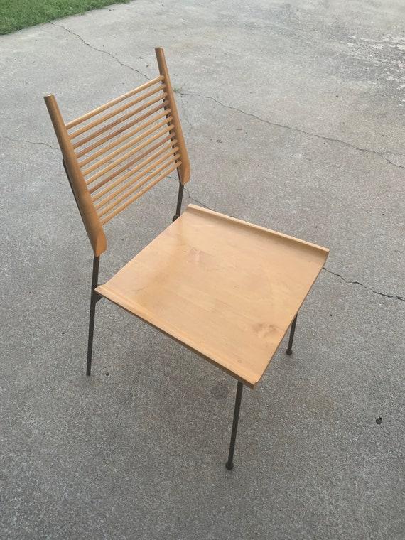 1960s Vintage Paul Mccobb Planner Group Chair