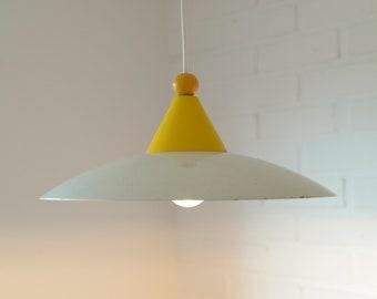 Post Modern Sonneman designed banker/'s lamp after Ettore Sottsass/' Pausania Memphis Design era desk lamp Holland late 80s early 90s