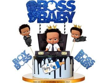 Glitter Boss Baby Etsy